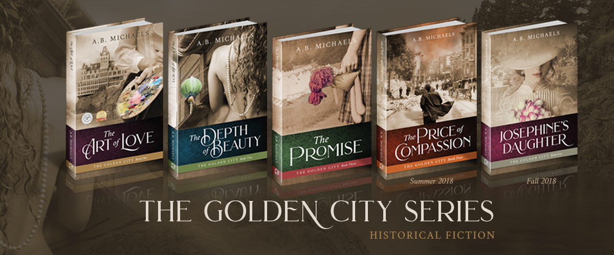 The Golden City Series