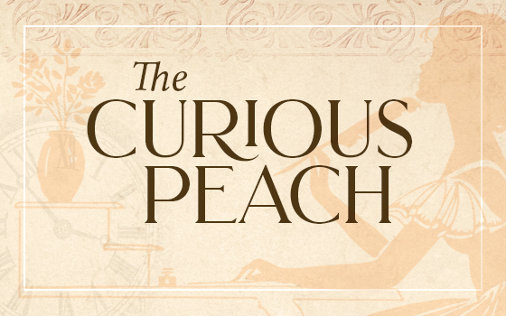 The Curious Peach